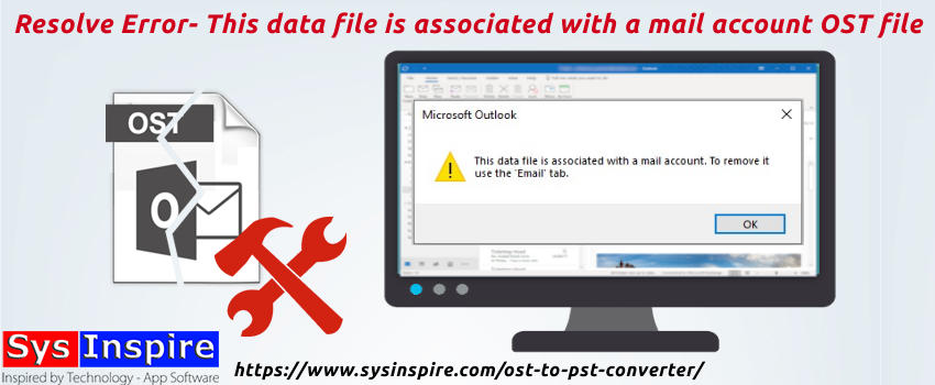 This data file is associated with a mail account