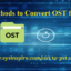 Free Methods to Convert OST File to PST