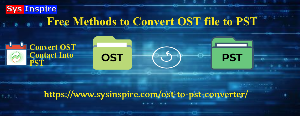 convert ost file to pst