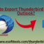 How to Export Thunderbird Emails to Outlook?