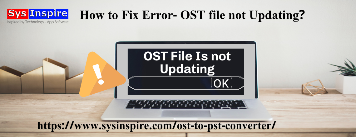 OST File not Updating