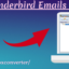 How to Copy Thunderbird Emails to New Computer?