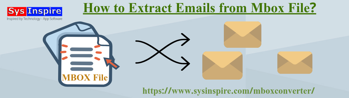 Extract Emails from MBOX File