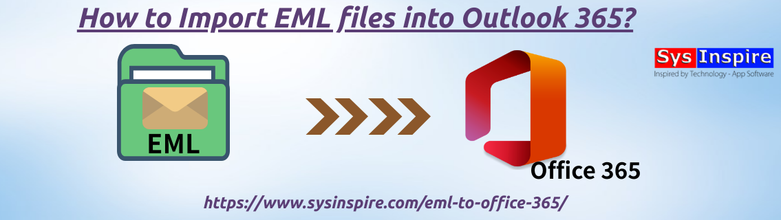 Import EML files into Outlook 365