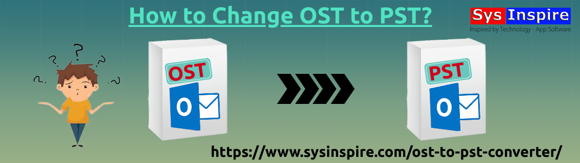 change OST to PST