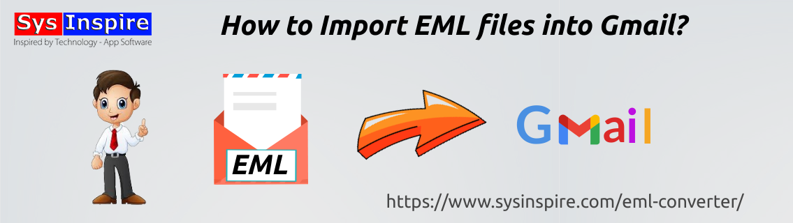 import eml files into gmail