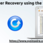 Exchange Server Recovery using the SysInspire Software