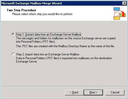 extract Mailbox from EDB