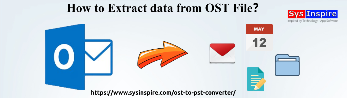 Extract data from OST File