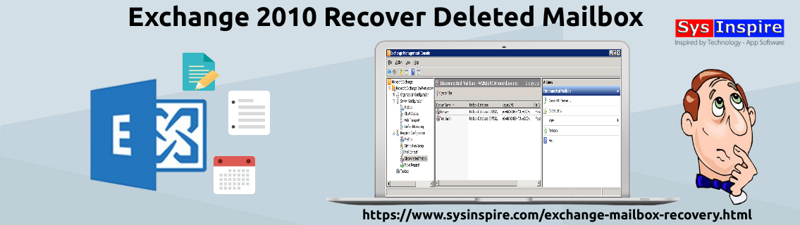 Exchange 2010 Recover Deleted