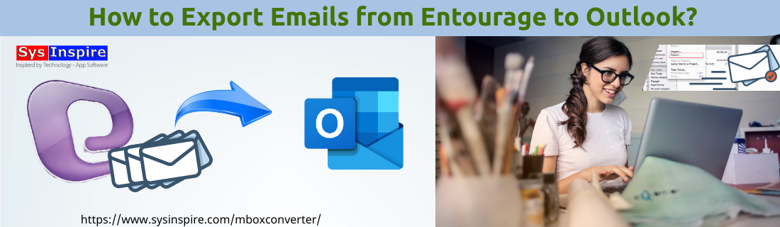 Export Emails from Entourage to Outlook