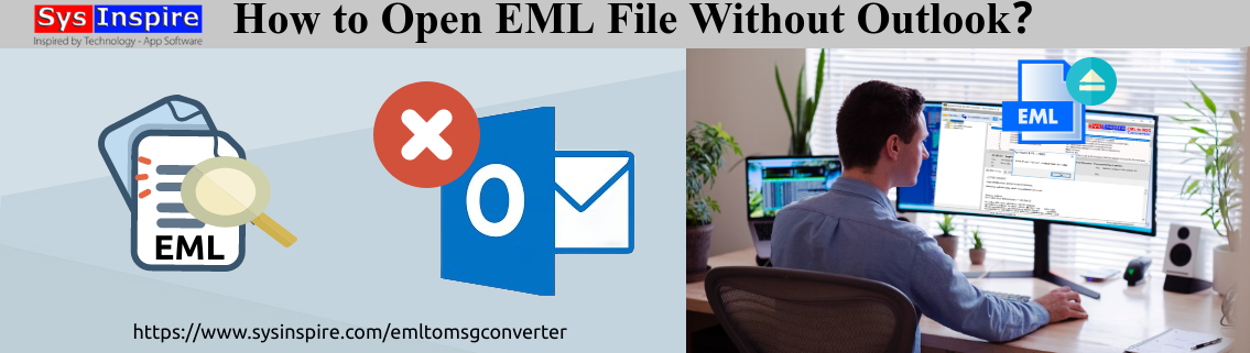 open eml file without Outlook