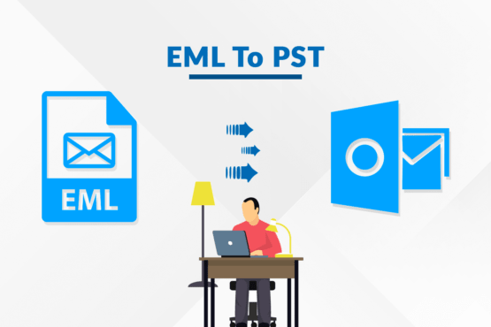 How to Import EML files into Outlook?