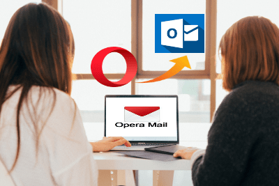 Opera Mail Export to PST