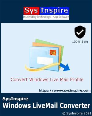 Windows Live Mail Converter